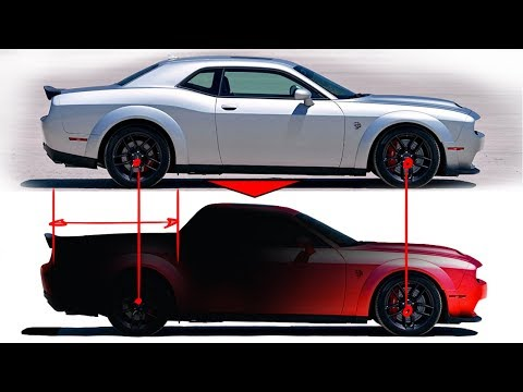 Dodge Hellcat Becomes Rampage Revival In Wild Rendering