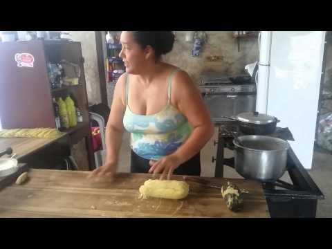 Como hacer empanadas de platano al estilo Manaba