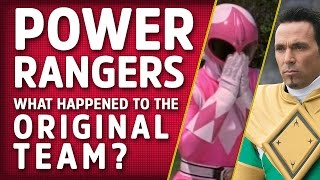 Power Rangers - What Happened To The Original Team?