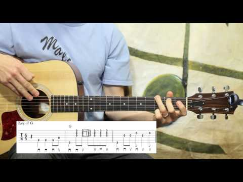 Ripple - Intro - Guitar Lesson - Grateful Dead