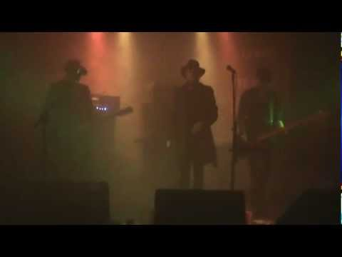 Body Electric - Belgian Sisters of Mercy Tribute Band - Live Walk Away & Alice pressed 28/9/2012