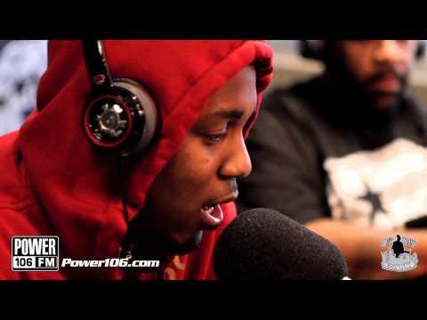 Kendrick Lamar POWER 106 Freestyle