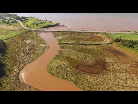 Cheverie Creek Tidal Wetland Restoration Project