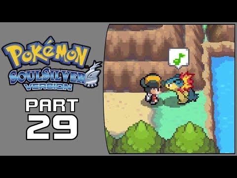 Pokémon SoulSilver | Part 29 - Quilava Evolves