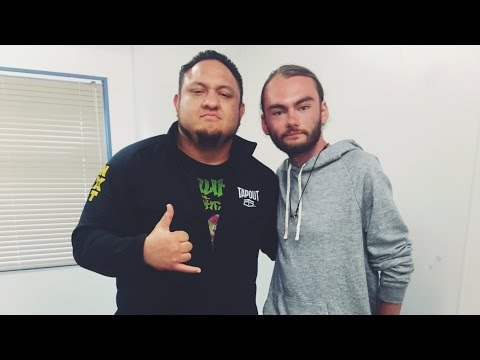 Samoa Joe WWE NXT Interview // Radio Cardiff (Download Festival 2016)