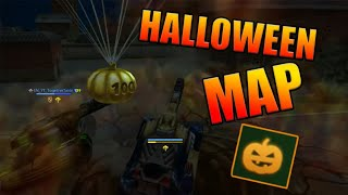 Tanki Online - NEW HALLOWEEN MAP?!