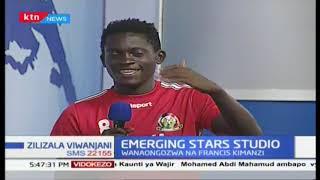 Wachezaji wa Kenya U23 (Emerging Stars) wazungumza na #ZilizalaViwanjani