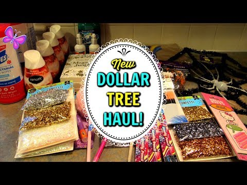 DOLLAR TREE HAUL!  New Fun Finds! October 14, 2019 | LeighsHome