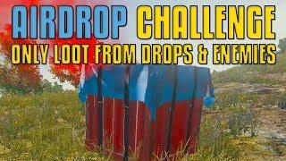 Airdrop Challenge | PUBG