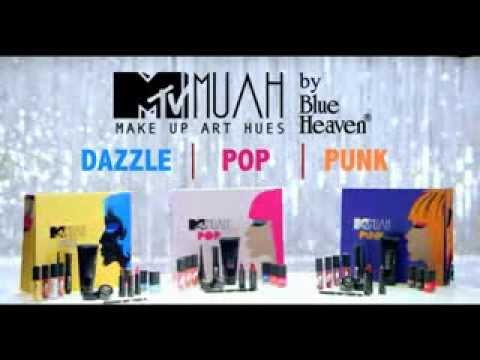 MTV MUAH by Blue Heaven