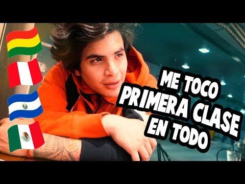 4 Paises En Menos De 24 Horas // Rumbo A Mexico // Cardamomasos Ft Hshoww & LaClau