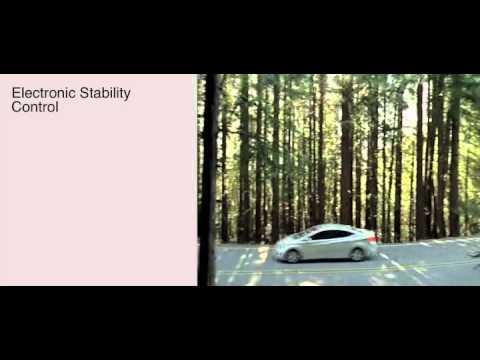 Hyundai Elantra Electronic Stability Contol (ESC)