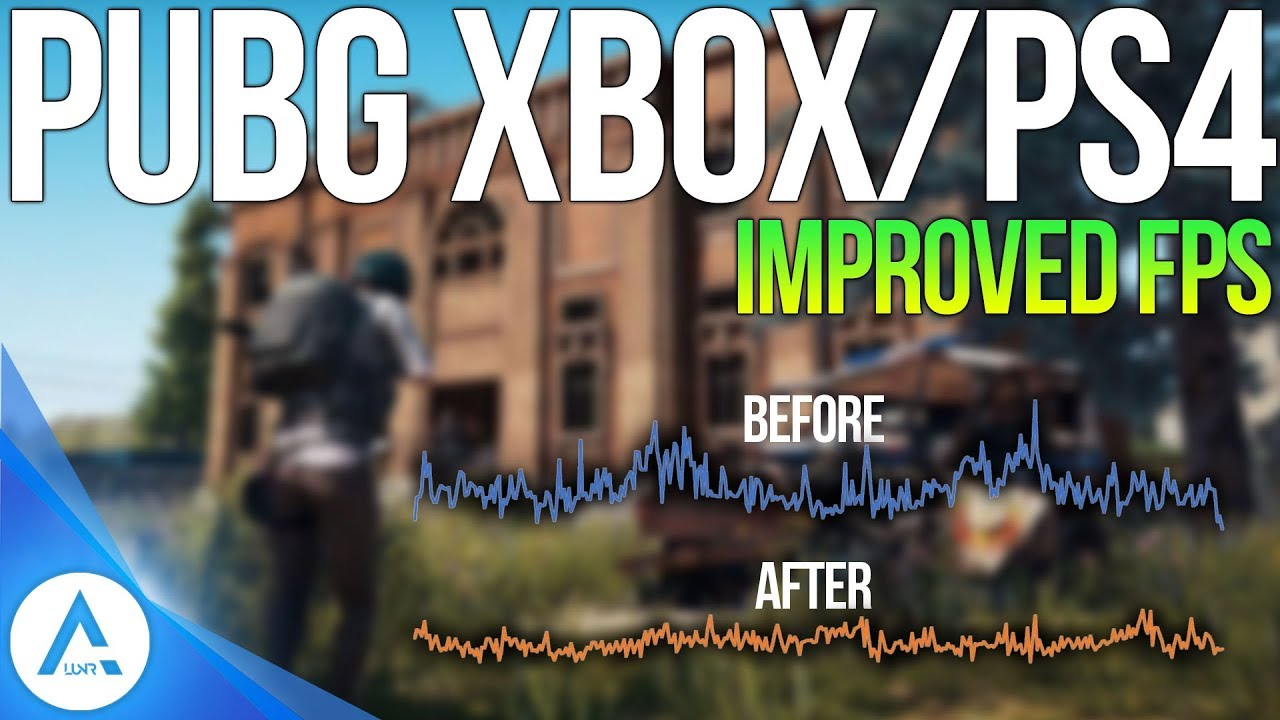 PUBG Xbox/PS4 Dev Update #1 – Improving & Stabilising Frame Rates