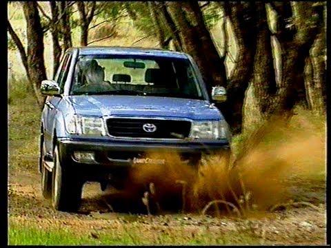 Toyota Australia 1999 TV Ad -