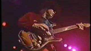 "Stevie Ray Vaughan in Tokyo ""Texas Flood"""