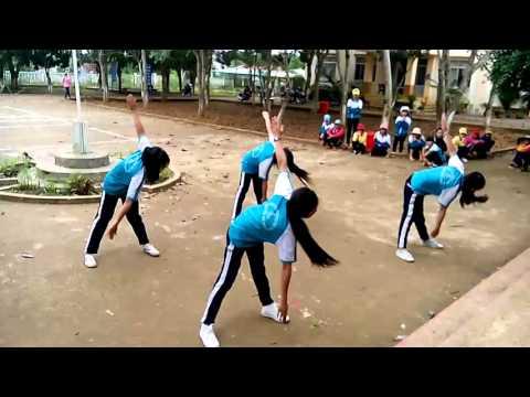 Bài thể dục nhịp điệu lớp 12