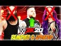 WWE 2K20 NEWS: REMOVED SUPERSTARS & UPDATED ROSTER MEMBERS