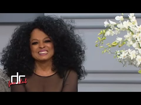 Diana Ross Diamond Diana Fragance Launches at HSN | 3rd Appearance (LIVE Audience)
