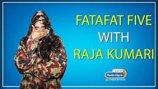 Hip-Hop Artiste Raja Kumari: I am a Madhuri Dixit fan