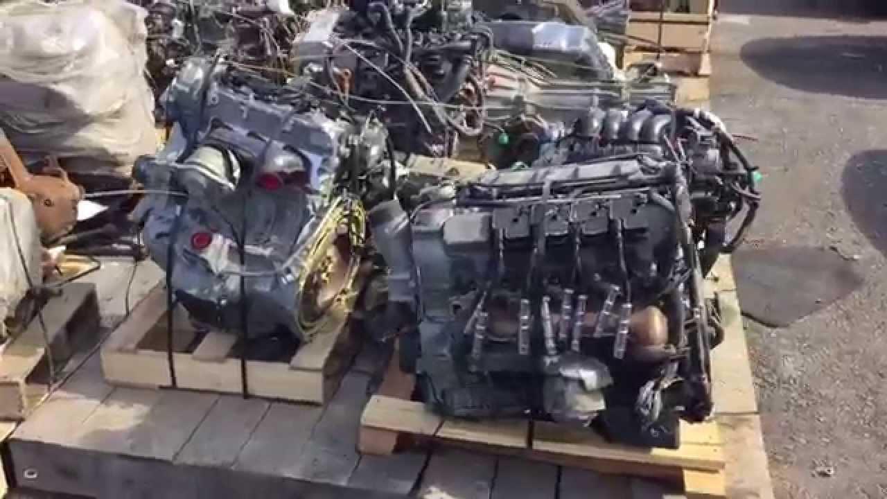 Машинокомплекты/контрактные двигателя из США