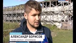 видео новодвинская крепость