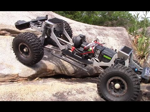 RCTogether * Axial SCX10 * Camp Fab Custom Chassis Review & Comparison