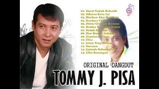 The Best Of Tommy J. Pisa - GOLDEN MEMORIES