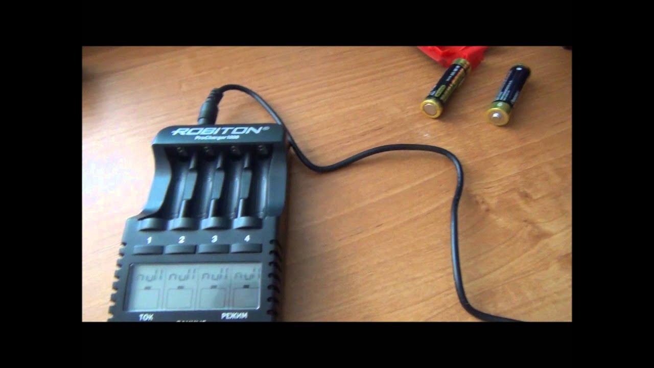Обзор на зарядное устройство SKYRC e4 - YouTube