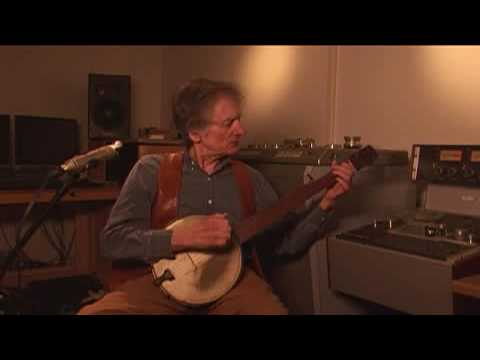 "Mike Seeger performs ""Walking Boss"" in the Smithsonian Folkways Studio"