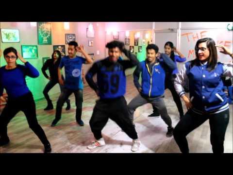 Tukur Tukur - Dilwale | Shah Rukh Khan | Kajol | RIPANPREET SIDHU | THE DANCE MAFIA