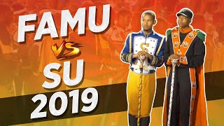 FAMU vs SU 2019 🐍 FULL VIDEO 🐆