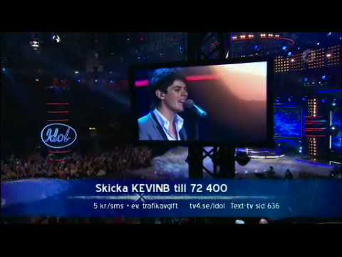 Idol 2008: Kevin Borg - With every bit of me