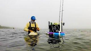 DIY - Floating Wade Fishing Busket - HD Video # 74