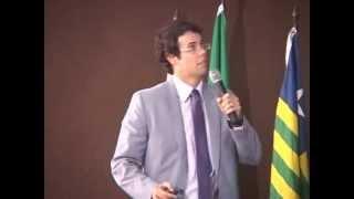 PALESTRA   GUSTAVO MASSA  - Procurador de Contas Pernambuco