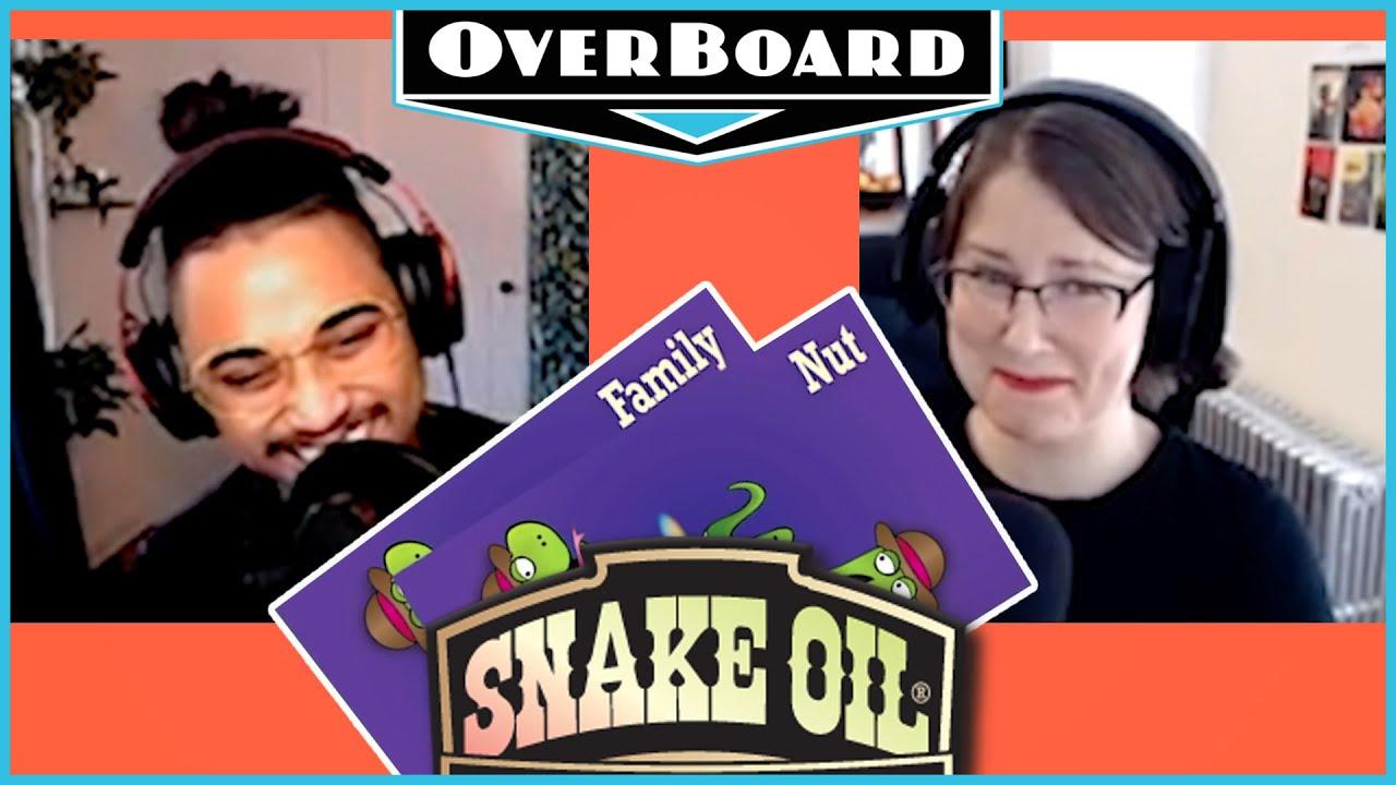 Download Let's Play SNAKE OIL! | Overboard, Episode 25