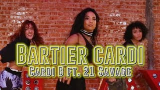 Bartier Cardi | Cardi B Ft. 21 Savage | Aliya Janell Choreography | AlphaDawg ENT Video Production