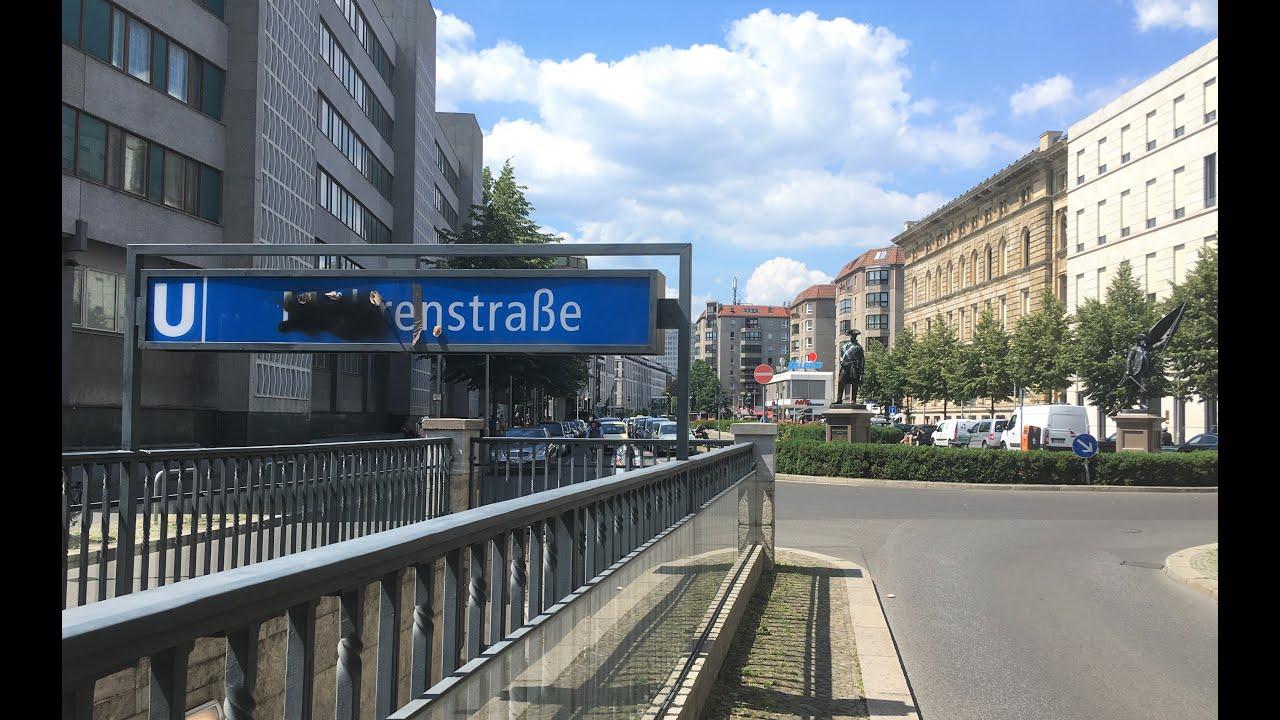 В Берлине снова звучат требования переименовать Mohrenstraße