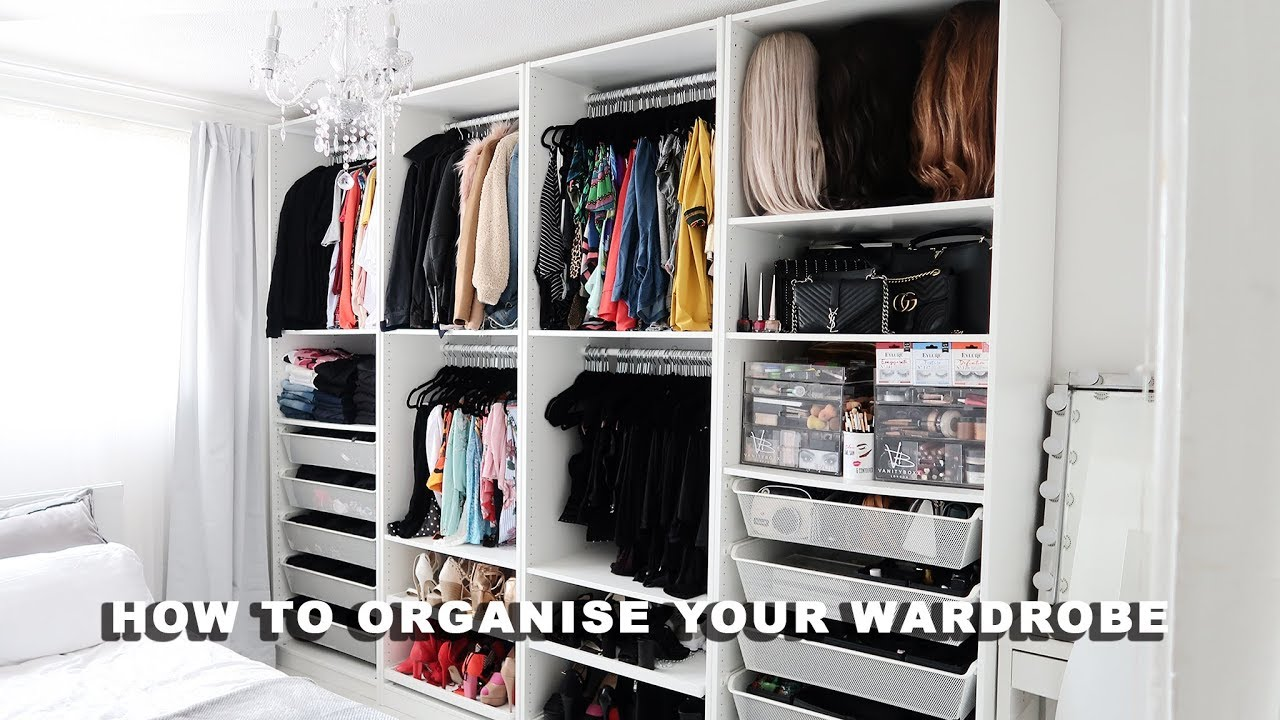 Amazing Tips On How To Organise Your Wardrobe Edee Beau