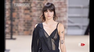 ANN DEMEULEMEESTER Highlights Spring Summer 2020 Paris - Fashion Channel