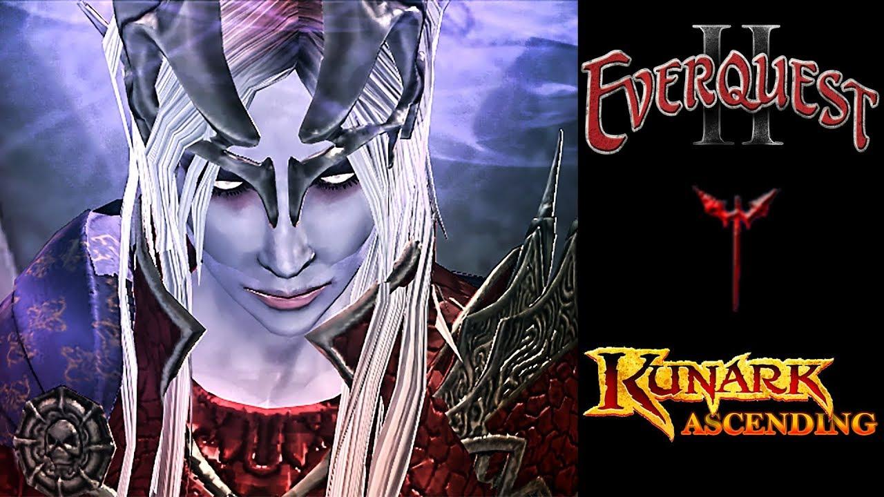 EverQuest II - The Summoned Foes - Vaedenmoor, Heart of Nightmares [Raid] -  EQ2 Kunark Ascending