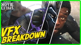 BLACK PANTHER | VFX Breakdown by Method Studios (2018)