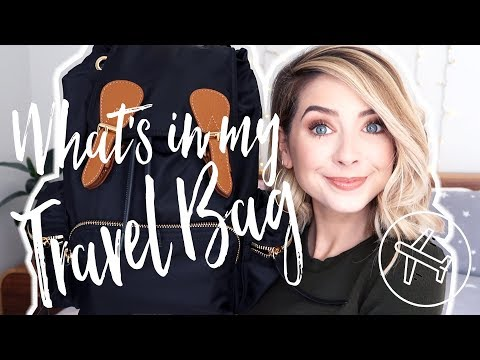 What's In My Travel Bag? | Zoella
