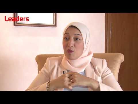 Saida Ounissi: Secrétaire d'État auprès du ministre la Formation professionnelle et de l'Emploi