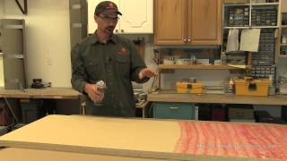 How To Build A Laminate Countertop