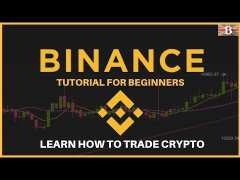 how to trade using binance
