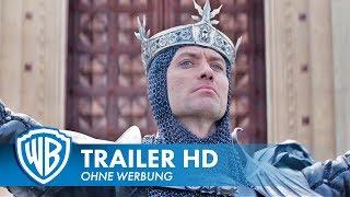 KING ARTHUR: LEGEND OF THE SWORD - Trailer #5 Deutsch HD German (2017)
