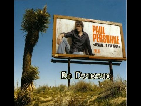 Paul Personne  -  En douceur