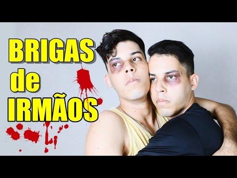 cec984b1efe BRIGAS DE IRMÃOS - YouTube