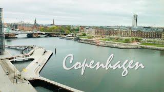 Ep 12 Walking Around Copenhagen Denmark with Herb