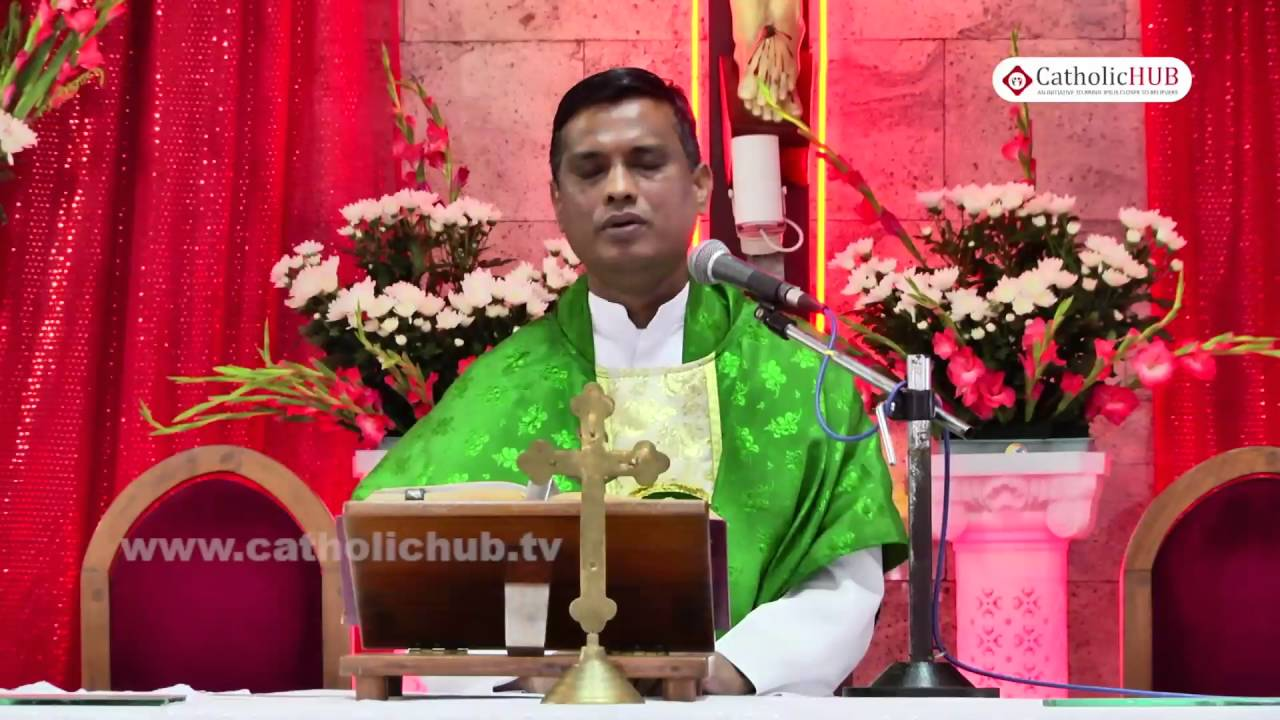 Tamil Mass by Rev.Fr.Syril Doss@Our Lady of Lourdes Shrine, Perambur,Chennai, Tamilnadu,04-09-16